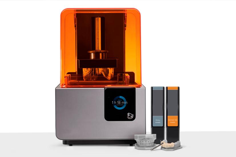 Esta imagen del post del blog de odontología representa el post Beneficios de la Impresión 3D en Odontología