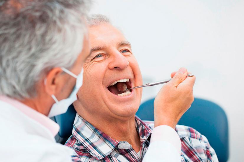 Esta imagen del post del blog de odontología representa el post La Salud Bucodental en la Tercera Edad