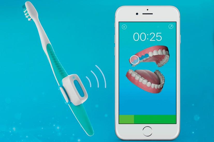 Esta imagen del post del blog de odontología representa el post Novedades en Odontología: La App que Garantiza el Cepillado Perfecto