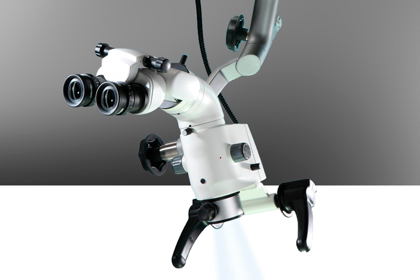 Esta imagen del post del blog de odontología representa el post El microscopio en odontología