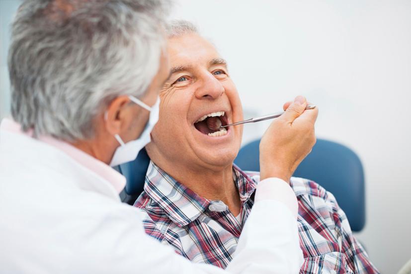 Esta imagen del post del blog de odontología representa el post Odontología en la Tercera Edad