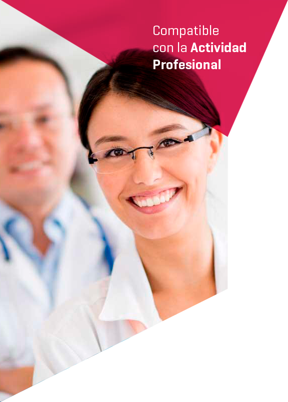 Master person focus healthcare realizado por los profesores de Alebat Education