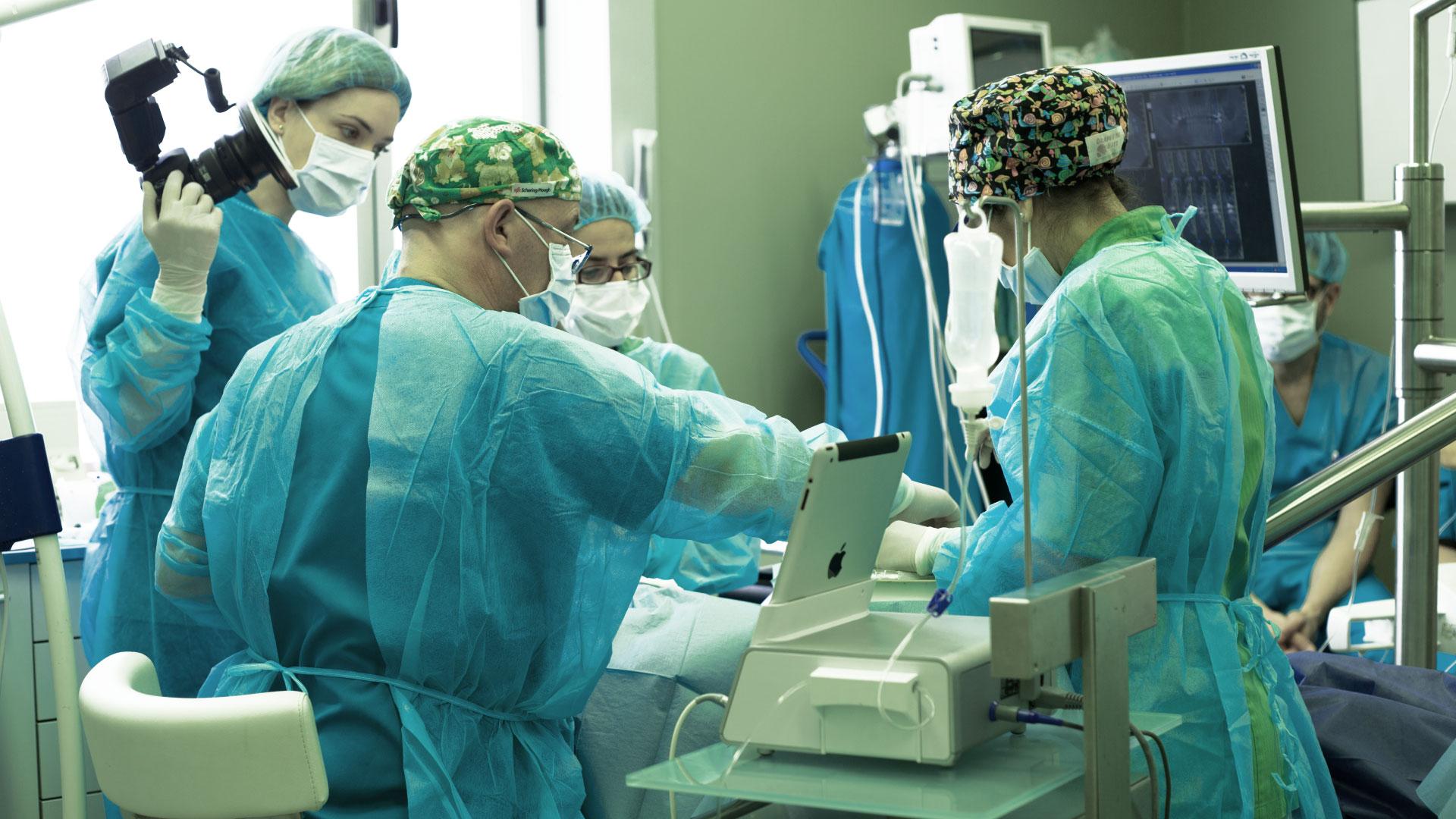Masterclass Planificación quirúrgica avanzada realizado por nuestros expertos de Alebat Education.