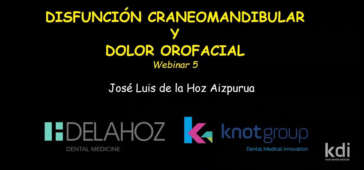 La masterclass de odontología Dolor Orofacial V forma parte de nuestro catálogo de masterclass de Knotgroup Dental Institute