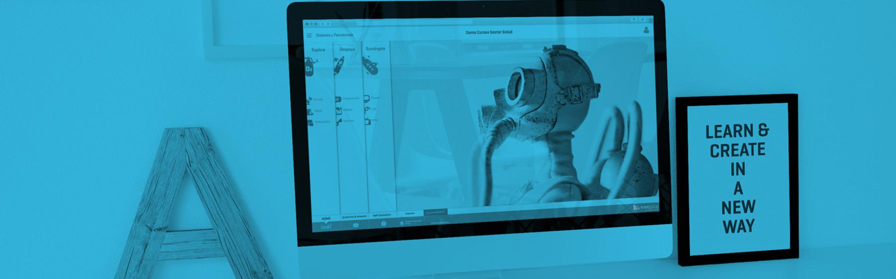 Plataforma tecnológica educativa Laab2.
