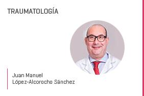 Profesor en salud Juan ManuelLópez-Alcorocho Sánchez