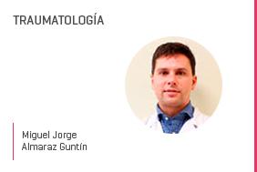 Profesor en salud Miguel JorgeAlmaraz Guntín