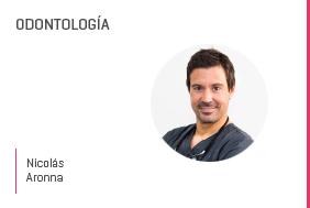 Profesor en salud NicolásAronna
