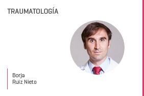 Profesor en salud BorjaRuiz Nieto