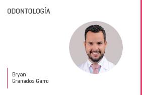 Profesor en salud BryanGranados Garro