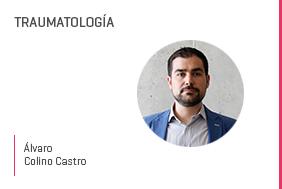 Profesor en salud ÁlvaroColino Castro