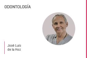 Profesor en salud Jose LuisDe la Hoz