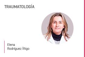 Profesor en salud ElenaRodríguez Iñigo