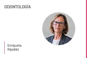 Profesor en salud EnriquetaRipollés