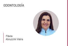 Profesor en salud FláviaAbruzzini Vieira