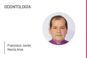 Profesor en salud Francisco JavierMacía Arce