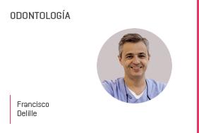 Profesor en salud FranciscoDelille