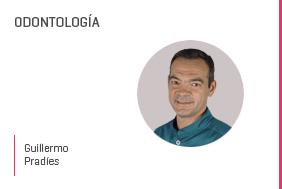 Profesor en salud GuillermoPradíes