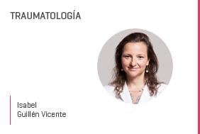 Profesor en salud IsabelGuillén Vicente