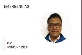Profesor en salud IsaelTorres Morales