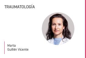 Profesor en salud MartaGuillén Vicente