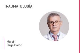 Profesor en salud MartínGago Barón