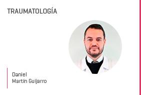 Profesor en salud DanielMarín Guijarro