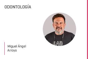 Profesor en salud Miguel ÁngelArroyo