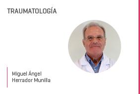 Profesor en salud Miguel AngelHerrador Munilla