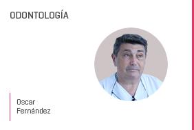 Profesor en salud ÓscarFernández