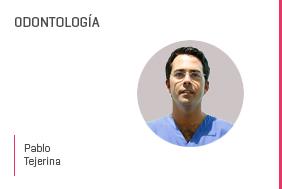 Profesor en salud PabloTejerina
