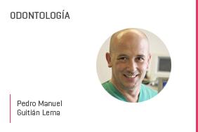 Profesor en salud PedroGuitián