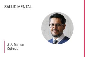 Profesor en salud Jose AntonioRamos Quiroga