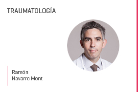 Profesor en salud RamónNavarro Mont