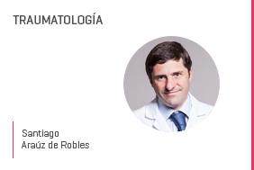Profesor en salud SantiagoAraúz de Robles
