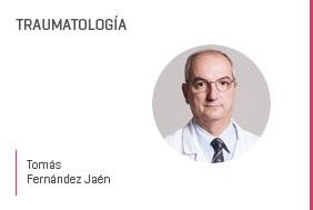 Profesor en salud TomásFernández Jaén