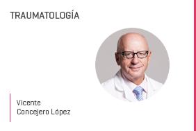 Profesor en salud VicenteConcejero López