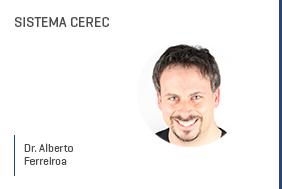 Experto en odontología Dr. AlbertoFerreiroa