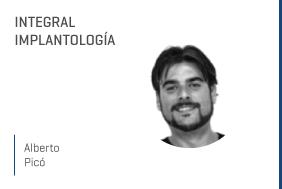 Experto en odontología Dr. AlbertoPicó