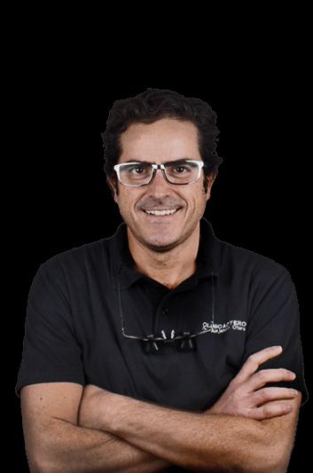 Experto en odontología Dr. Alejandro Otero Ávila