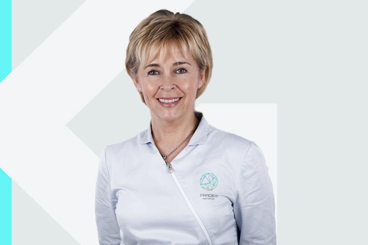 Experto en odontología Dra. AnaLaffond Yges