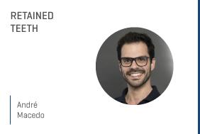 Experto en odontología Dr. AndréMacedo