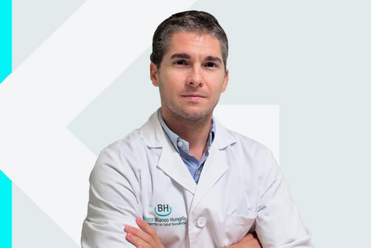 Experto en odontología Dr. AntonioBlanco Aguilera