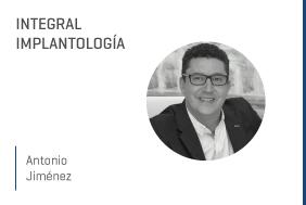 Experto en odontología Dr. AntonioJiménez