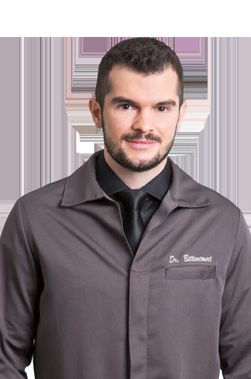 Experto en odontología Dr. Antonio José Bittencourt Da Rosa