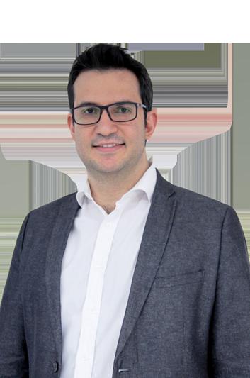 Experto en odontología Dr. Augusto César Rodrigues de Souza