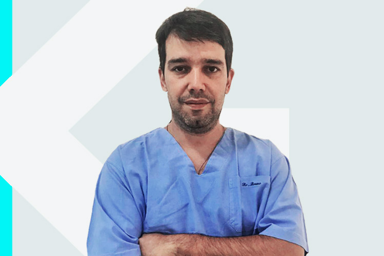 Experto en odontología Dr. BrunoBrenner Pentagna