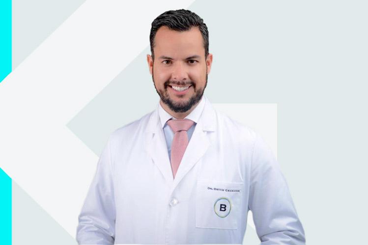 Experto en odontología Dr. BryanGranados Garro