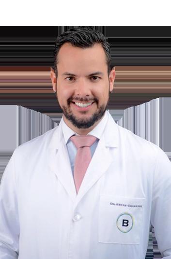 Experto en odontología Dr. Bryan Granados Garro