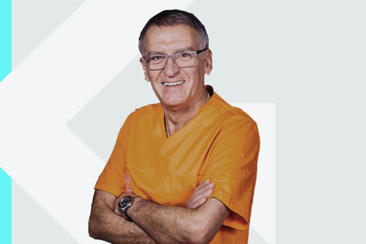 Experto en odontología Dr. CándidoHernández Padilla